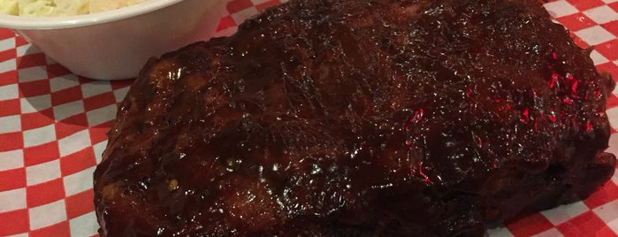 Rodeo Smokehouse is one of Lugares favoritos de Ruth.