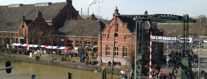 Sunday Market is one of Seeing Amsterdam.
