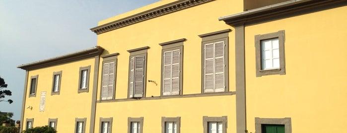 Villa dei Mulini is one of Ville e Palazzi italiani.