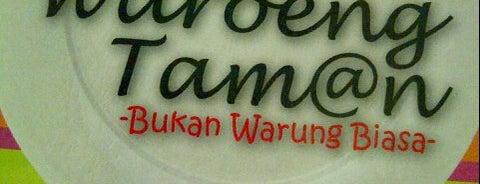 Waroeng Taman is one of Food 1.