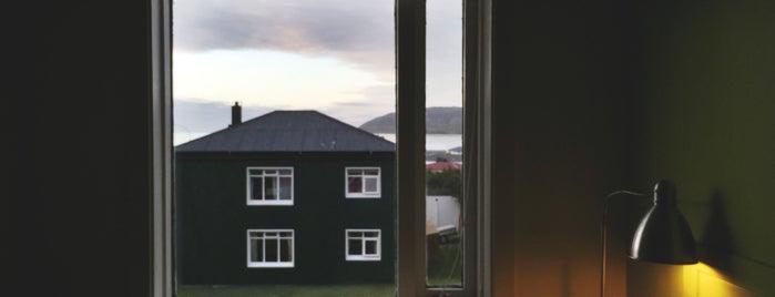 Grundarfjörður hostel is one of Nori'nin Beğendiği Mekanlar.