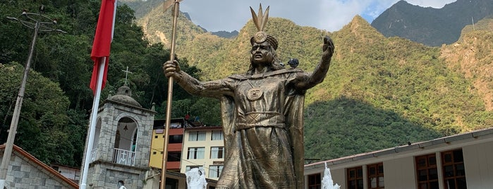 Aguas Calientes / Machu Picchu Pueblo is one of Sacred Valley.