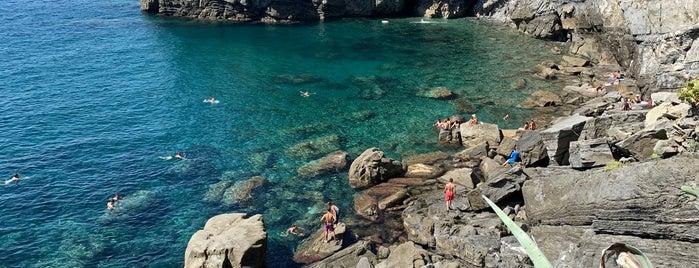 Marina di Corniglia is one of Cinque terre.