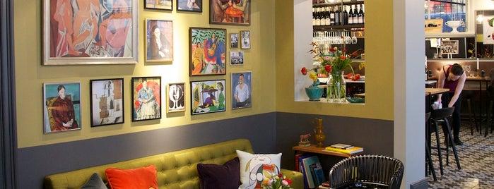 Cultur Bar & Restaurant is one of Stockholm #WeAreBack.