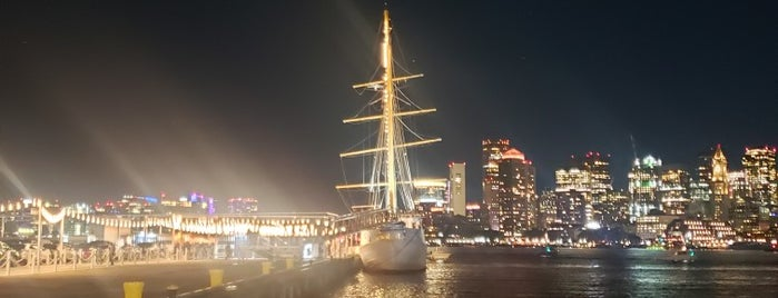 Tall Ship Boston is one of Boston To-Dos.