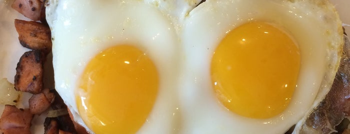 Yolk is one of Chicago.