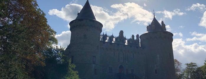 Château de Combourg is one of Bretagne.