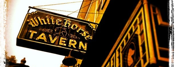 White Horse Tavern is one of Dinner.