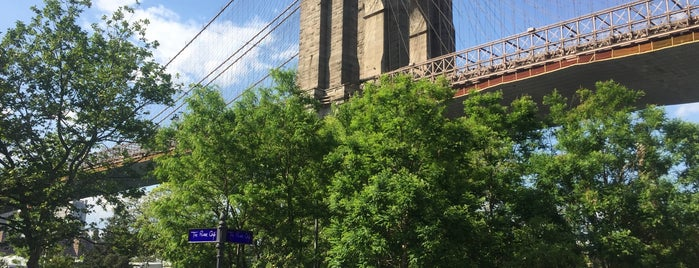 Brooklyn Bridge Park - Pier 1 is one of The Indulgent Guide to Summer in NYC.