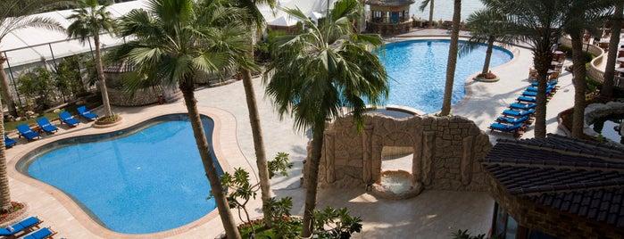 Elite Resort & Spa Muharraq is one of Igor: сохраненные места.