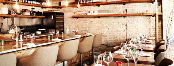 Avant Garden is one of NYC Restaurants 3.