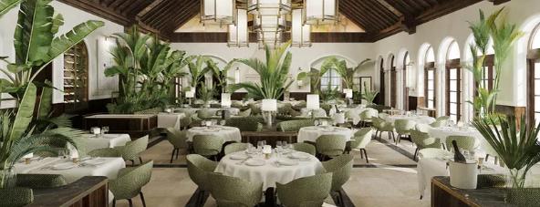 Le Sirenuse Restaurant & Champagne Bar is one of 🏖Bienvenido.