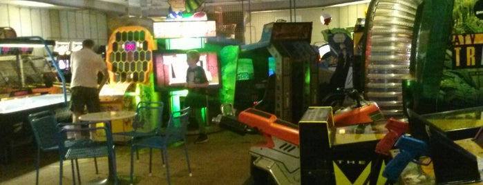 High Voltage Arcade is one of Pinball Destinations.
