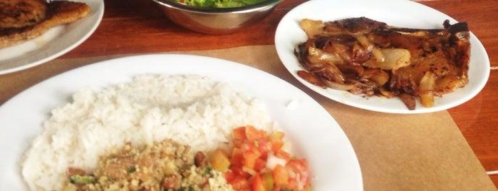 Pê Efe - Arroz, Feijão e Bife is one of Brasília - almoço com bom custo benefício.