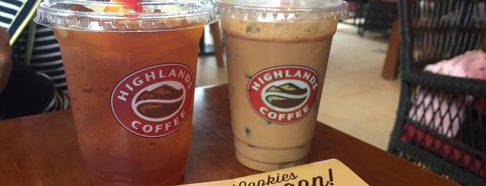 Highlands Coffee is one of Gianfranco : понравившиеся места.