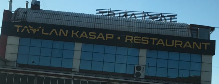 Taylan Et kasap ve Restaurant is one of Locais curtidos por Ahmet BYRMGL.