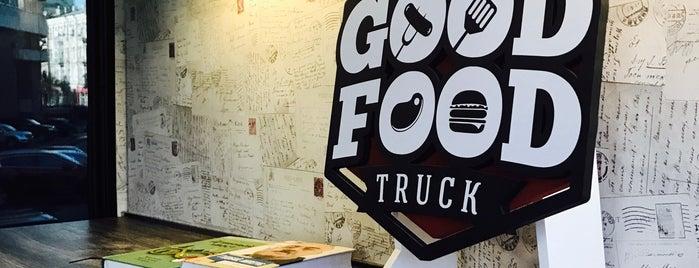 Good Food Truck is one of Lieux qui ont plu à Vikachy.