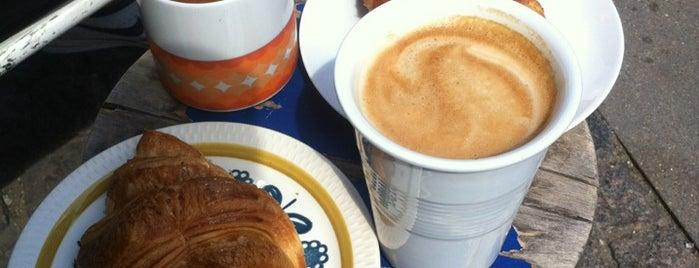Sort Kaffe og Vinyl is one of Copenhagen | Food & Drink.