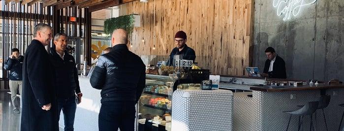 Onyx Coffee Lab is one of สถานที่ที่บันทึกไว้ของ Micah.