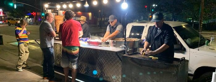 Tacos El Primo is one of LA Quick Eats.