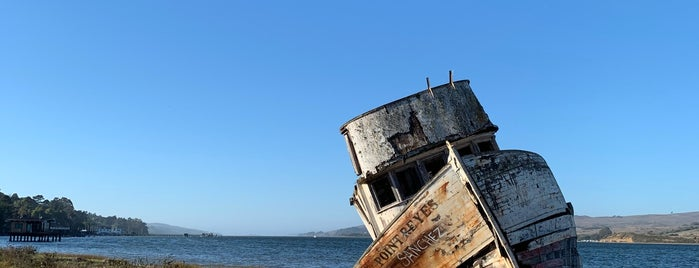 Point Reyes Shipwreck is one of To-Do in San Francisco.