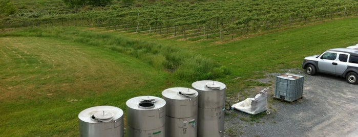 Red Newt Cellars is one of NY Wine Trails.