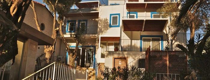 Zena Hotel Bodrum is one of Lugares favoritos de Anil.