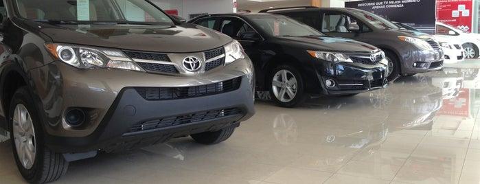 Toyota is one of MaríaMaría : понравившиеся места.