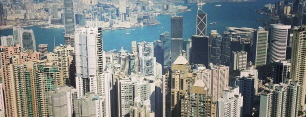 The Sky Terrace 428 is one of Hong Kong.