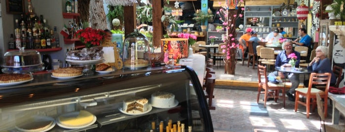 Café Rama is one of San Miguel Allende City guide.