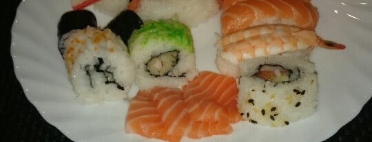 Izumi is one of 20 favorite restaurants.
