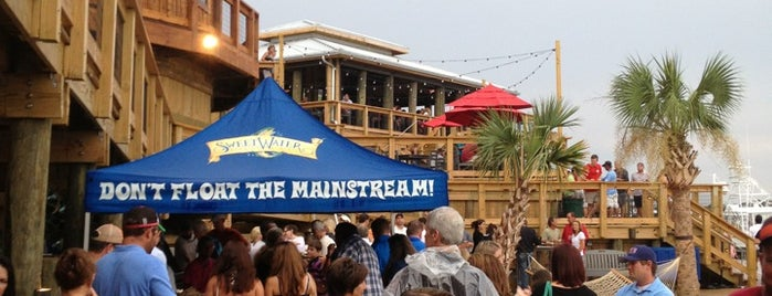 Boshamps Seafood & Oyster House is one of Destin.