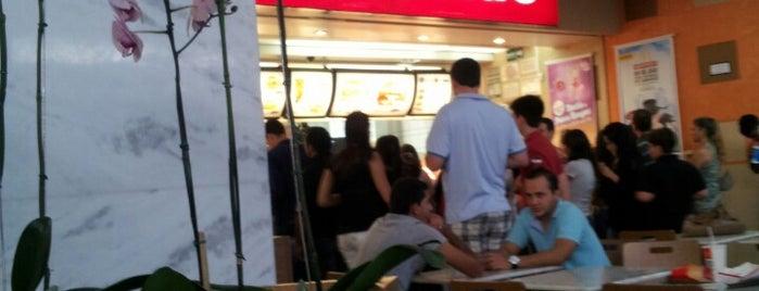 McDonald's is one of Fabrício'nun Kaydettiği Mekanlar.