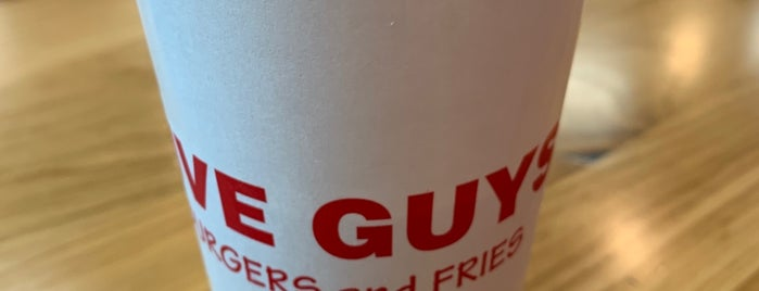 Five Guys is one of Best of Essen.