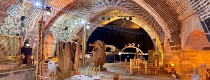 Odunpazarı Ahşap Eserler Müzesi is one of Eskişehir.
