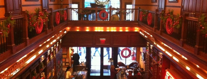Nat Sherman Townhouse is one of NY.