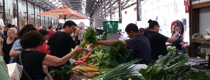 Eveleigh Artisan Markets is one of Sydney.