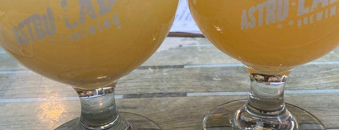 Astro Lab Brewery is one of Posti salvati di Rachel.