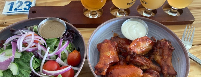 Denizens Brewing Co. is one of Priority date places.