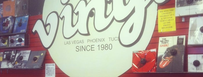 Zia Records is one of Vegas to do list.