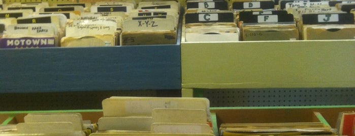 Hymie's Vintage Records is one of Minneapolis.