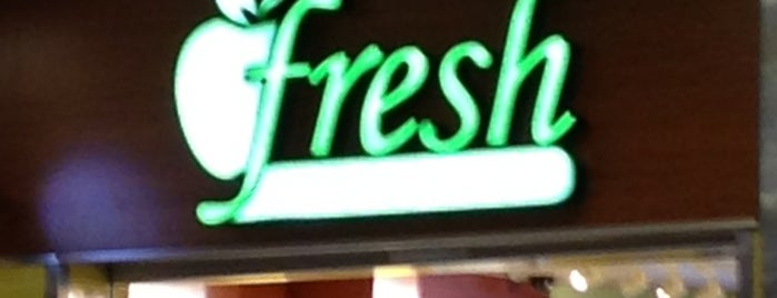 Fresh Healthy Cafe is one of have been.