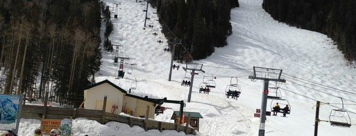 Taos Ski Valley is one of Fun in the Sun.