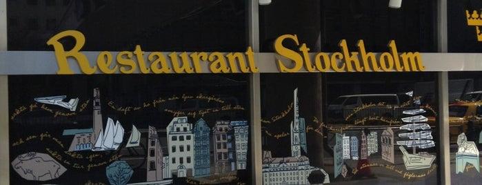 レストラン ストックホルム is one of QKさんの保存済みスポット.