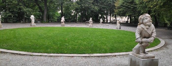 Zwerglgarten is one of Check out Vienna.