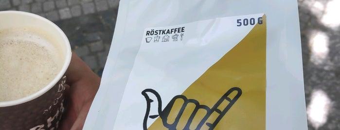 Müller Kaffeerösterei is one of #ThirdWaveWichteln Coffee Places.