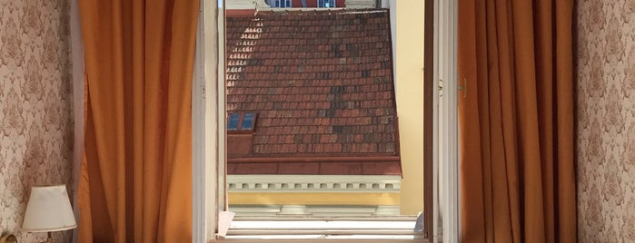 Hotel Pension Andreas Vienna is one of Lieux qui ont plu à Özlem.