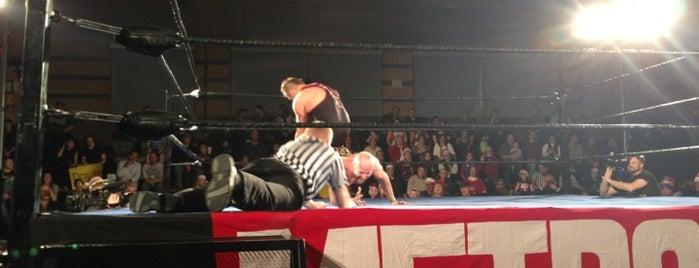 Metro Pro Wrestling is one of Don : понравившиеся места.