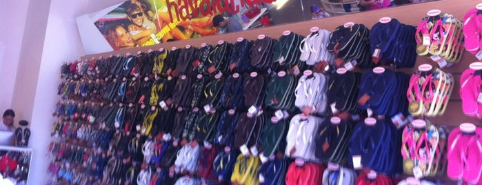 Havaianas is one of Rosanaさんのお気に入りスポット.