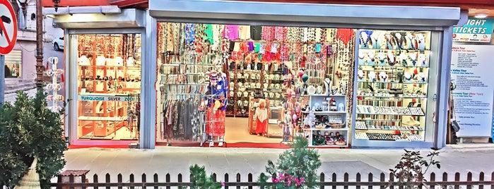 Otantik Bazaar is one of Cappadocia.